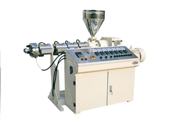 Single Screw Small Plastic Extruder Machine Low Energy Consumption
