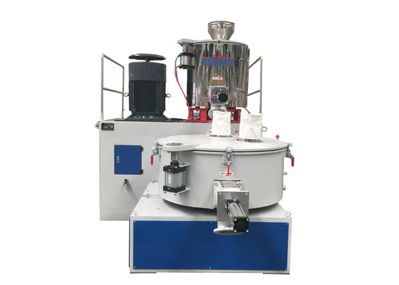 SRL Series PVC High Speed Mixer For PVC Compounding Low Energy Consumption